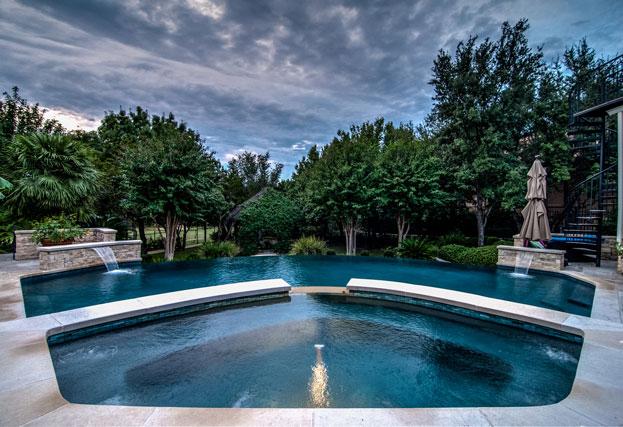 Leander and Crystal Falls Custom built pools