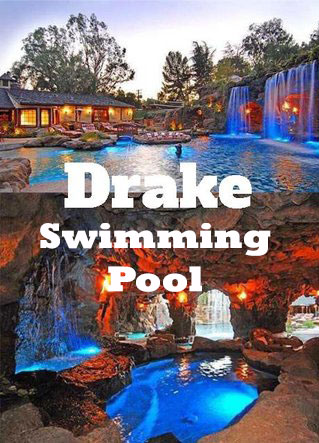 Check Out Drake's Incredible Hidden Hills Pool